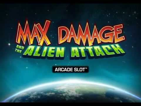 Max Damage Alien Attack at 32Red Casino