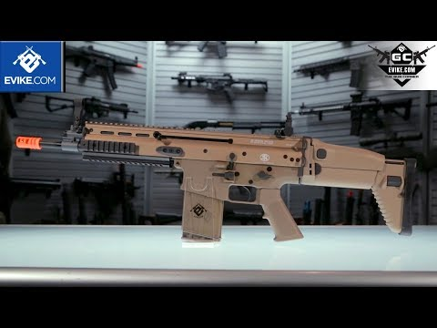 Cybergun Scar-h Mk17 Gbb Series - The Gun Corner - Airsoft Evike.com