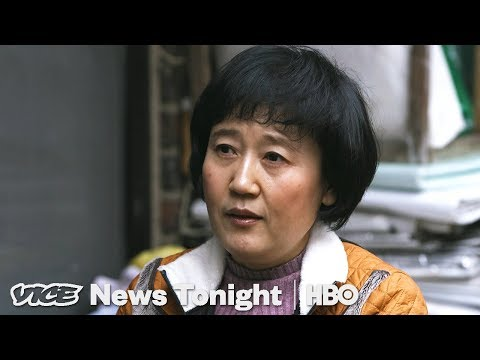 This North Korean Defector Hopes Trump Will Help Her Return Home (HBO)