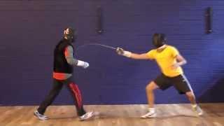 Video Fencing lesson with Adam Blight & Husayn Rosowsky - 1 - Sept 2011 MP3, 3GP, MP4, WEBM, AVI, FLV Juli 2018