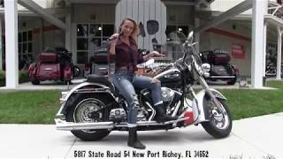 8. Used 2005 Harley Davidson Softail Deluxe for sale in Florida  2018