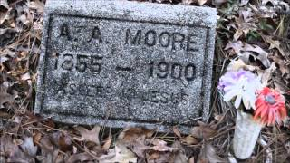 HAUNTED Cobb Cemetery in the Florida Panhandle