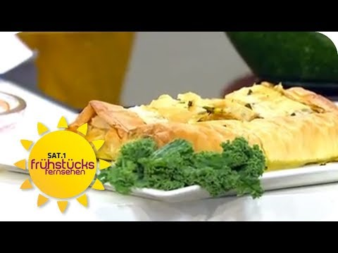 Der gesündeste und leckerste Strudel: Der Grünkohlstrud ...