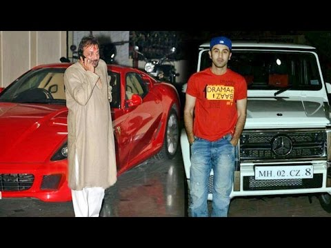 Bollywood Stars & Their Expensive LUXURY CARS - Part 2