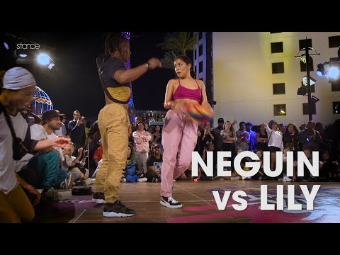LILY vs NEGUIN [semifinal] // .stance // Red Bull Dance Your Style USA 2019