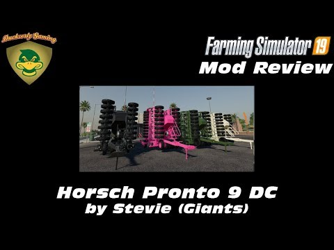 Horsch Pronto 9DC by Stevie