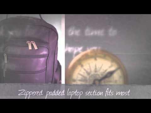 David King Oversize Laptop Backpack