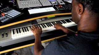 brian mcknight (tutorials) back at one intro (live version) from just me