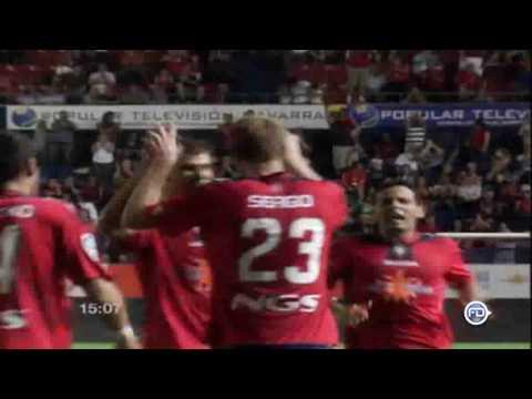 Trofeo Ciudad de Pamplona: Osasuna 4-2 Dépor