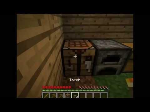 Майнкрафт выживание как сделать дверь