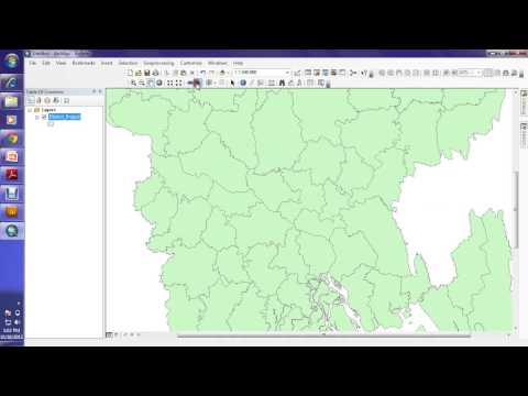Lecture : 1 | ArcGIS 10 :  Introduction To ArcGIS 10