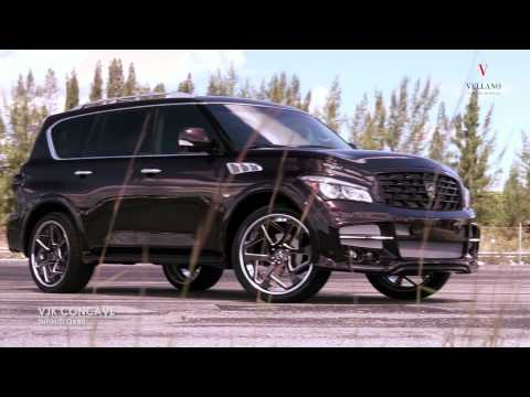 MC Customs | Infiniti QX 80