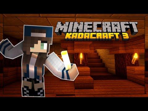 KadaCraft S3 EP4 | Mining & QnA (Minecraft Tagalog)