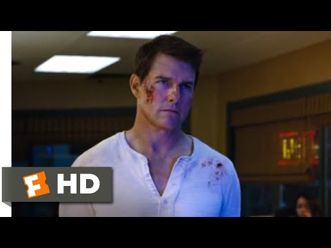 Jack Reacher: Never Go Back (2016) - I'd Just Kill You Scene (1/10) | Movieclips