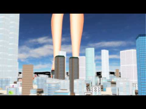 GIANTESS VS