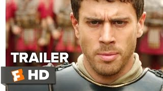 Ben-Hur Official Trailer #1 (2016) - Morgan Freeman, Jack Huston Movie HD - YouTube