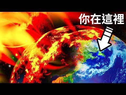 太陽毀滅地球的時間將比你想像中還快