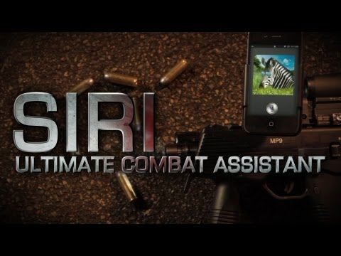 There's An App For That Automatic Weapon