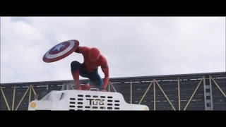 Video Underoos! (Spider-man First MCU Appearance) download in MP3, 3GP, MP4, WEBM, AVI, FLV January 2017