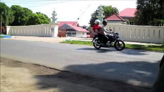 Pintu Gerbang LPMP Bengkulu (Time Lapse)