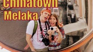 Malacca / Melaka Malaysia  city photo : Wandering around and exploring Chinatown in the heart of Malacca (Melaka), Malaysia