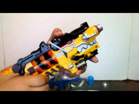 Power Rangers Dino Super Charge Ankylo Zord & Deinosuchus Zord Unboxing and  Review