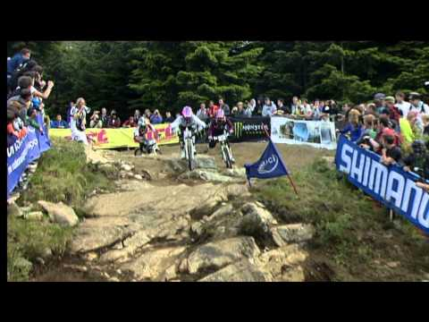 4X Highlights@UCI MTB WORLD CUP FORT WILLIAM