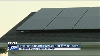 ECC puts an added focus on the renewable energy industry More information here: www.wkbw.com/news/ecc-puts-an-added-focus-on-the-renewable-energy-industry ◂ ...