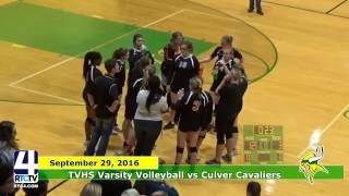 TVHS Volleyball vs Culver Cavaliers
