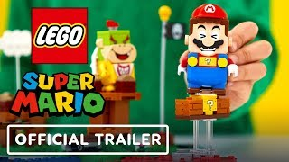 LEGO Super Mario Sets Reveal Trailer by IGN
