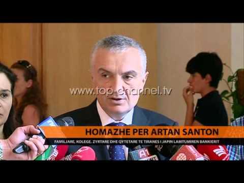 Top Channel TV Albania - Lajmet e fundit minute pas minute, art, sport