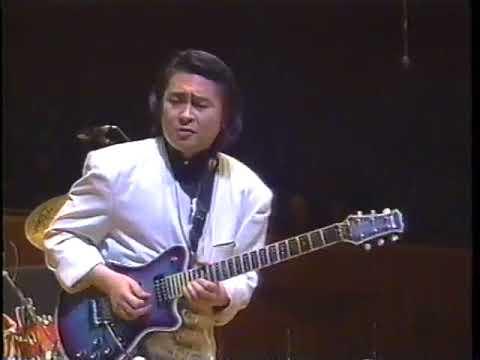 カシオペア 96/02/17 MBC-TV (韓国のTV)  1卷+2券 合本