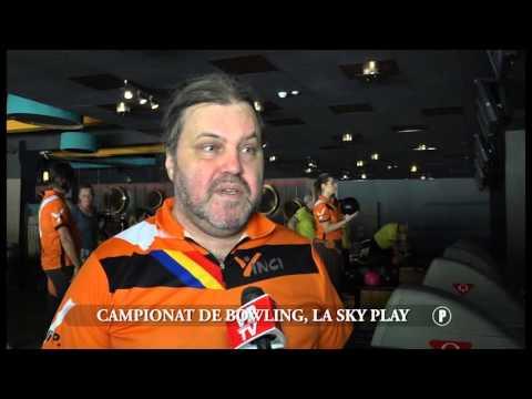 Campionat de bowling, la Sky Play