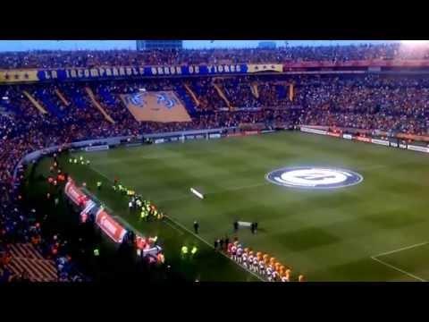 Recibimiento a Tigres VS River en Copa Libertadore - Libres y Lokos - Tigres
