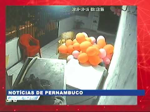 [BRASIL URGENTE PE] Arrombamentos e assaltos preocupam moradores do Alto da Mina