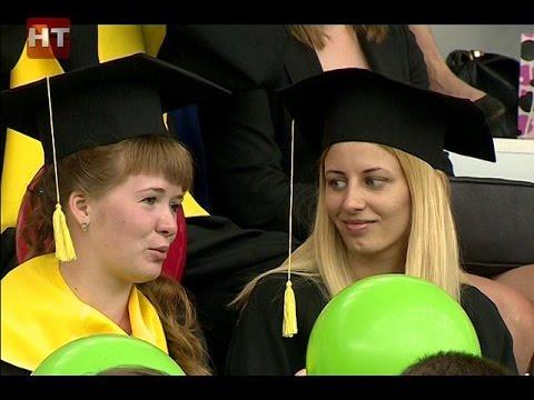 207 выпускников института сельского хозяйства получили дипломы
