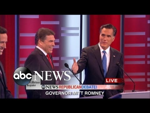 Watch Some Of The Most Awkward Political Debate Moments