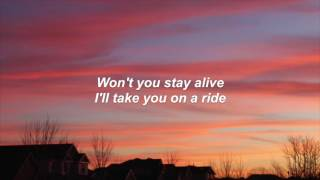 Lovely - twenty one pilots | lyrics