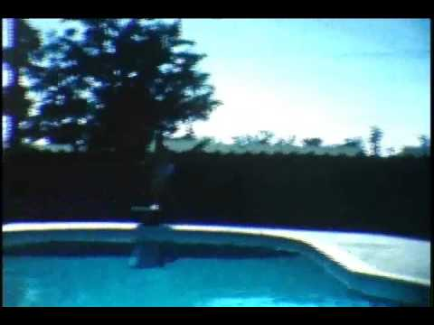 Old home movie made in the early 60s