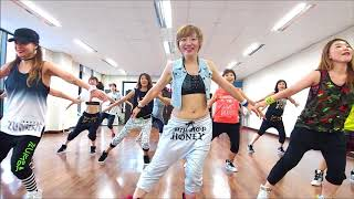 Jax Jones/Breathe/ft Ina Wroldsen Zumba Korea TV