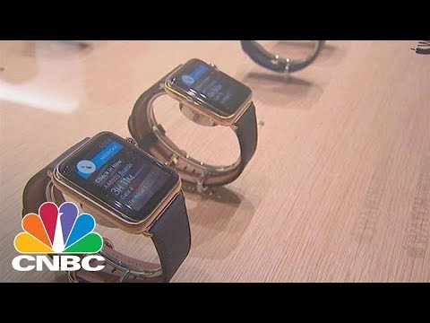 Apple And Aetna Hold Secret Meetings To Bring The Apple Watch To Millions Of Aetna Customers | CNBC