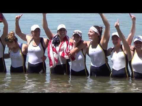 Women's Rowing Wins 2014 NCAA DIII National Championship