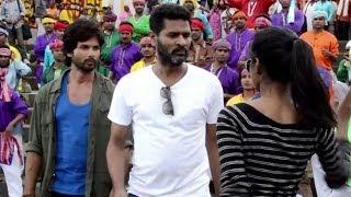Making of R Rajkumar | Prabhu Deva | Sonakshi Sinha | Shahid Kapoor full download video download mp3 download music download