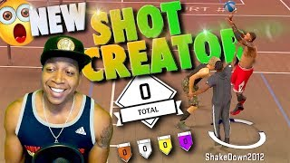 """NBA 2K17 MyPark Multiplayer Rivet City Rough Riders Shot Creator gameplay. Is the Shot Creator OP even without Speed Boost? ★MyPlayer 6'4 170lb Shot Creator★★NO BADGES (yet)To Send In A Clip For The Top 10 Plays: Email: ShakeDownTop10@Yahoo.comHow To Send In A Clip! PS4 Users: Use Share Factory & Upload to YouTube """"Unlisted""""XB1 Users: Get the YouTube App & Upload to YouTube """"Unlisted""""To Submit your clip on YouTube:1. Upload an HD clip Unlisted (instead of Public or Private)2. Title it """"(Your Name) for ShakeDown2012's Top 10"""" ex: """"Tim for ShakeDown2012..."""" Specify Top 10 Dunks, Blocks, Crossovers etc.3. You can submit more than one HD clip4. Remove the Circle by Holding LB & RB (L1 or R1) in instant replay5. Send the Clip to ShakeDownTop10@yahoo.com TIP: Play it in Regular Motion. TIP: Show at least 3 angles.TIP: PS4, XB1 or PC only.TIP: No cell phone or camera captured footage.TIP: No Montages Please. Separate your clips. ★★Subscribe★★http://www.youtube.com/user/ShakeDown2012★ ShakeDown2012 daily on Twitter★http://twitter.com/ShakeDown2012★ ShakeDown2012 daily on Twitch★http://www.twitch.tv/ShakeDownXL★ ShakeDown2012 - Xbox One★ ShakeDownXL - PSN★ ShakeDownXL - Steam"""
