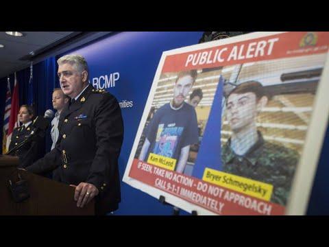 Kanada: Fahndung nach zwei jungen Serienmördern