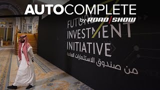 AutoComplete: Tesla's push to go private to be funded by Saudi fund, Musk says by Roadshow