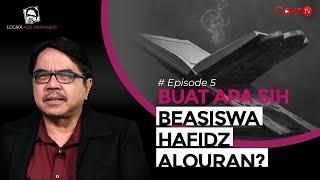 Video Ade Armando: BUAT APA SIH BEASISWA HAFIDZ ALQURAN? | Logika AA MP3, 3GP, MP4, WEBM, AVI, FLV September 2019