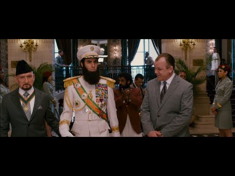 Video: The Dictator – Trailer 2
