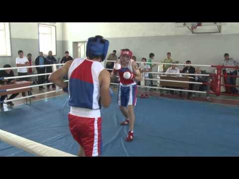 Ногайский турнир по боксу ЭДИГЕ (видео)