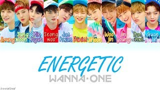 Video Wanna One (워너원) - Energetic (에너제틱) [HAN|ROM|ENG Color Coded Lyrics] MP3, 3GP, MP4, WEBM, AVI, FLV Juli 2018
